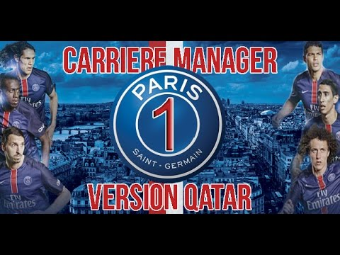 FIFA 16 | Carrière Manager : PSG Version Qatar #1 - Transferts, Pogba ?!