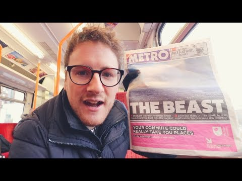 The Beast From The East (Snow London) - Vlog #28