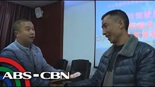 Bus driver, nailigtas ang mga pasahero mula sa gumuhong lupa