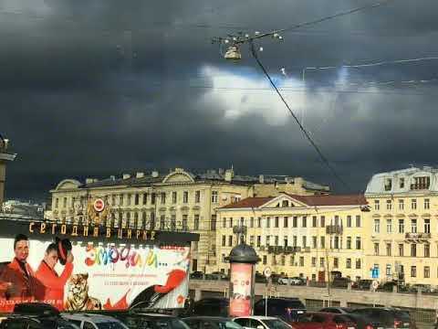 St. Petersburg my visit