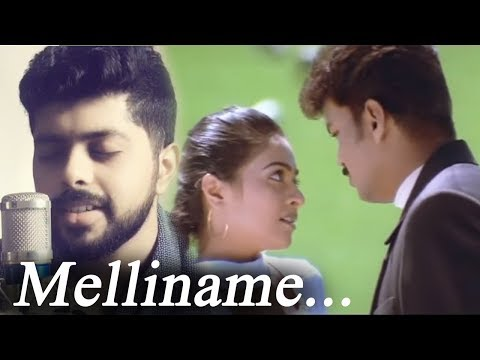 Melliname | Tamil Cover song | Sung by Patrick Michael | Tamil unplugged