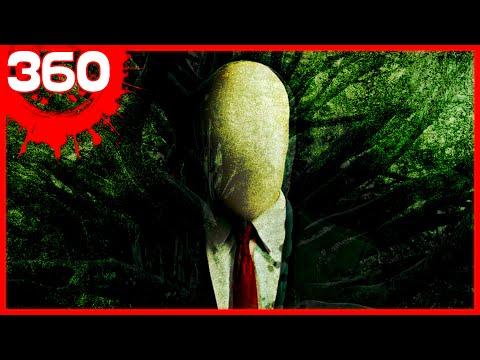 360 VR Video | Slender Man