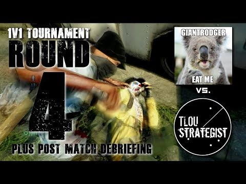 1v1 Tournament Round 4: GiantRodger | The Last of Us Online Multiplayer