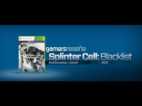 Reseña - Splinter Cell: Blacklist