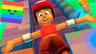 Danger Rainbow (by SYBO Games) Android Gameplay Trailer