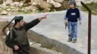 hebron Zionist Thugs the video shows their reality - kahrolsun israil