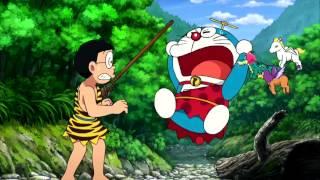 DORAEMON IL FILM - Nobita e la nascita del Giappone - Gli animali fantastici - Clip