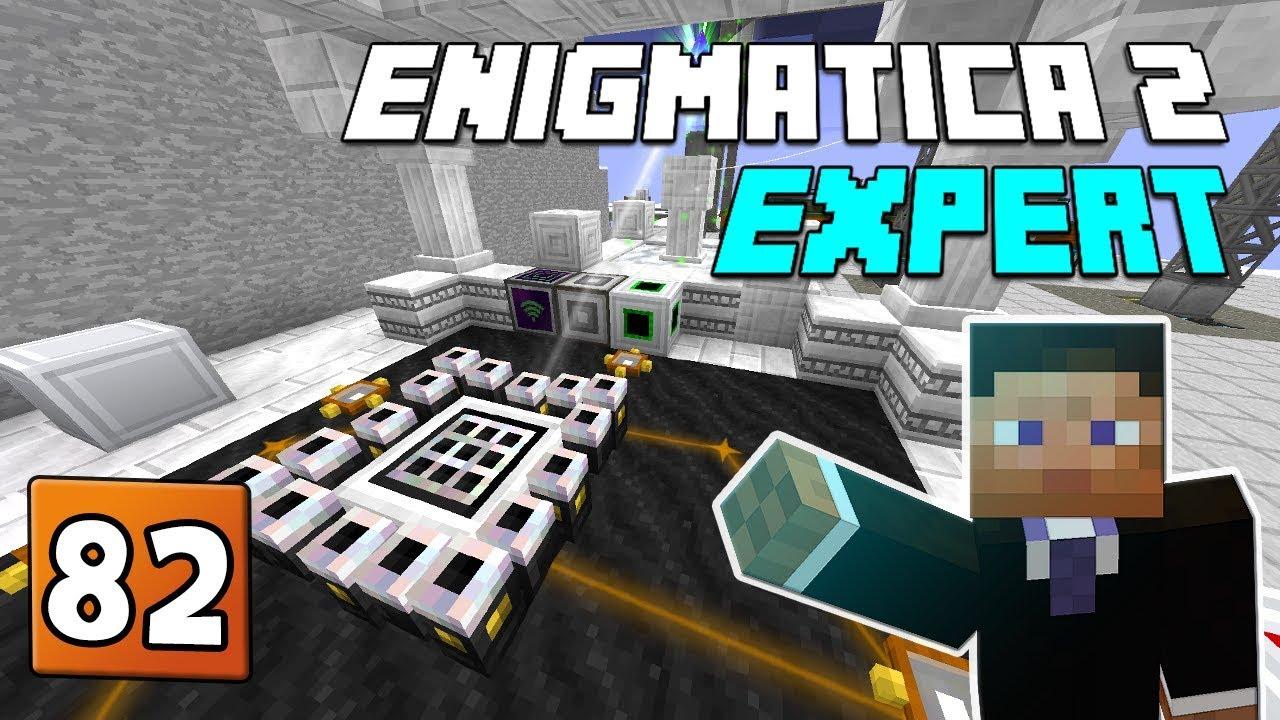 Enigmatica 2: Expert Mode - EP 82 Awakened Draconium Farming