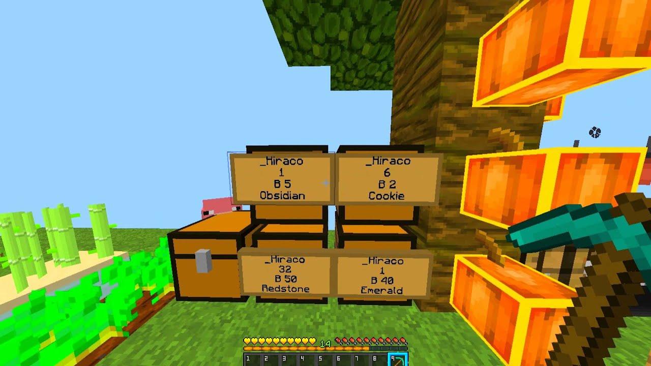 [Minecraft] Mostrando server GotaSky 1.6.4
