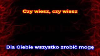 Karaoke UNIVERSE -W perły zmienić deszcz