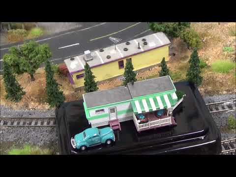 Review of Woodland Scenics Grillin' and Chillin' Trailer | N