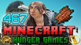 Minecraft: Hunger Games w/Mitch! Game 467 - Wet Noodle Fail!