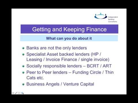 Financial Support - Finding the right solutions to business funding needs.