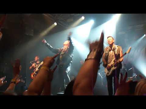 Nocny Kochanek - Łatwa nie była (live B90 Gdańsk - 29/09/2017)