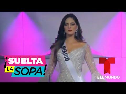Sofía Aragón, Miss México, supo sobrepasar problemas de salud | Suelta La Sopa | Entretenimiento