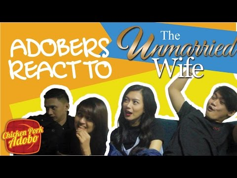 Adobers React to The Unmarried Wife - 동영상