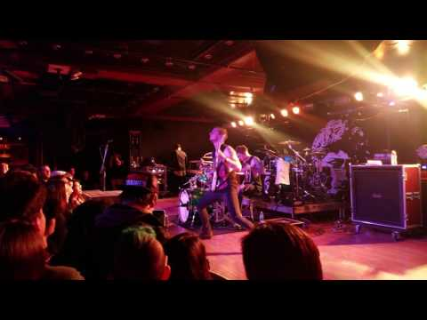 Jason Richardson - Tonga (Live at Webster hall) 4K