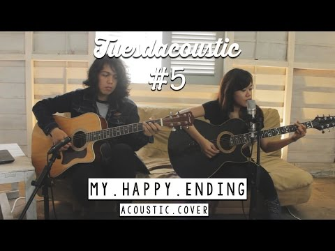Avril Lavigne  - My happy Ending ( Tuesdacoustic Cover )