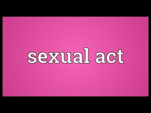 Sexual intercourse definition medical
