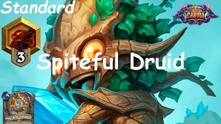 Hearthstone: Spiteful Druid #10: Boomsday (Projeto Cabum) - Standard Constructed