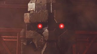 Nier Automata: Engels Boss Fight (9S Story) (1080p 60fps)