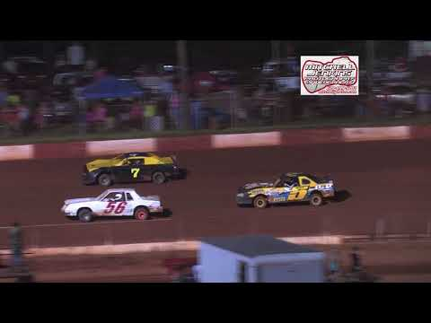 Dixie Speedway 6/6/15 Pony Stock Feature!