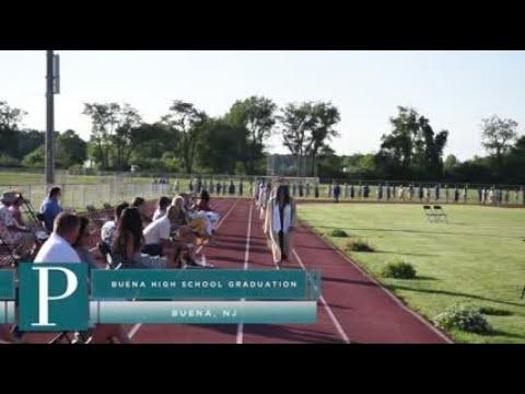 Buena Regional High School 2020 graduation