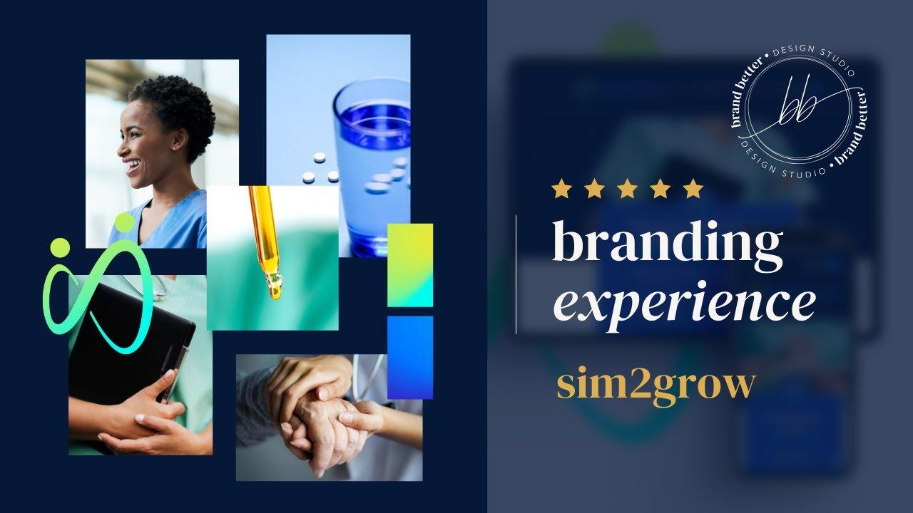 Kateri Gabriele's Branding Experience - Sim2grow by Brand Better