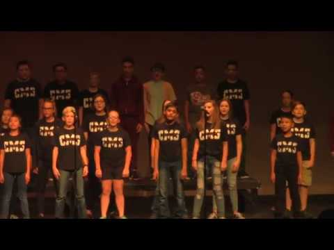 CMS Talent Show 2017
