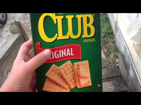 Club Original Crackers Commercial (Not Sponsored)