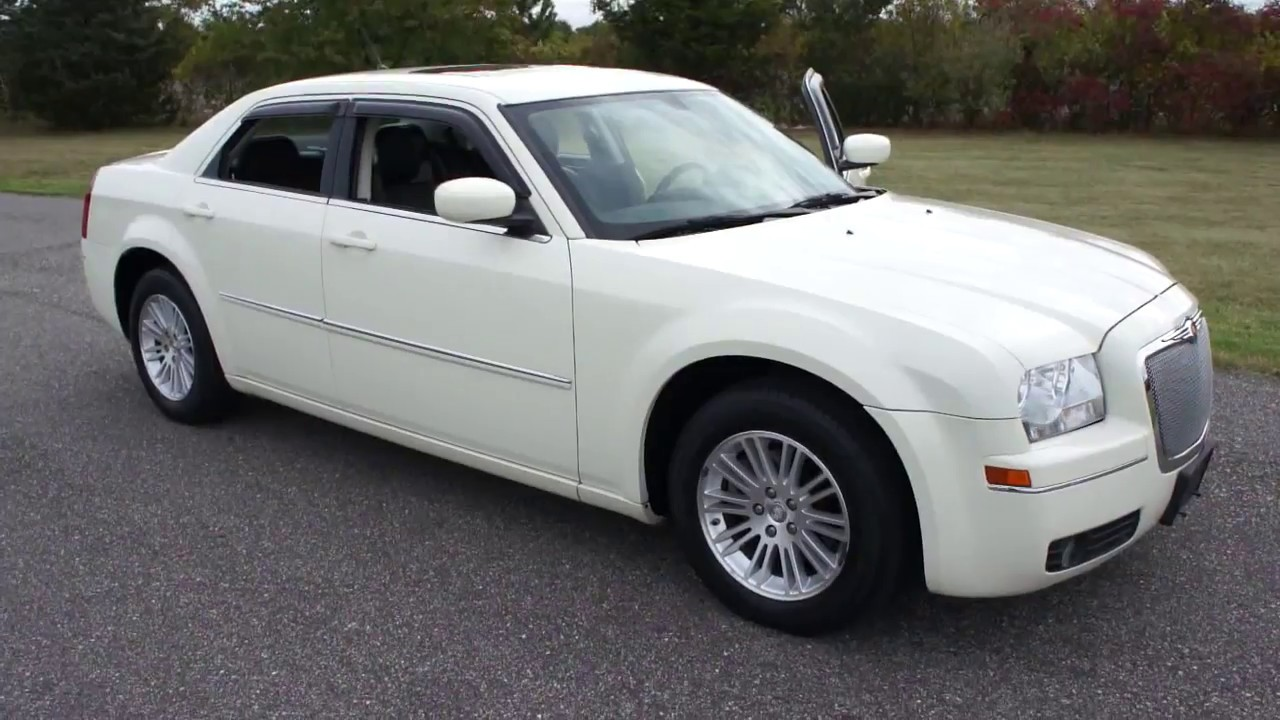 2013 Chrysler 300 For Sale >> 2008 Chrysler 300 Touring For Sale~Low Miles~Leather~Heated Seats~Moon Roof~Salvage Title - YouTube