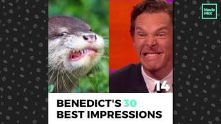 Benedict Cumberbatch's 30 Best Impressions