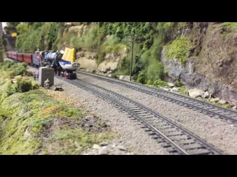 Skiff the Railboat @ Apple Valley Model RR Club