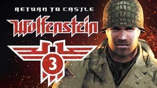 return to Castle Wolfenstein - Часть 3 (Прохождение на русском, 60FPS)