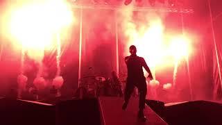 Shinedown - devil Rock USA 2018 Oshkosh Wisconsin 07 / 14 / 2018