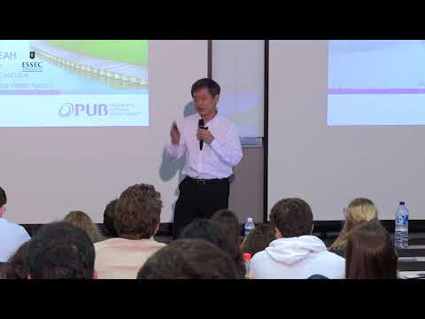 Harry Seah - iMagination Week 2018, ESSEC Asia-Pacific