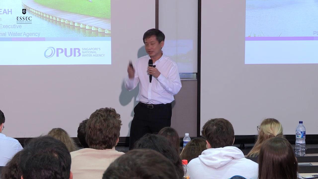 Harry Seah - iMagination Week 2018, ESSEC Asia-Pacific