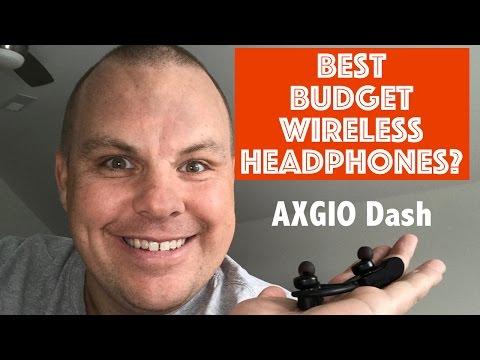Best Budget Wireless Earbuds? AXGIO Dash Review - Under $50