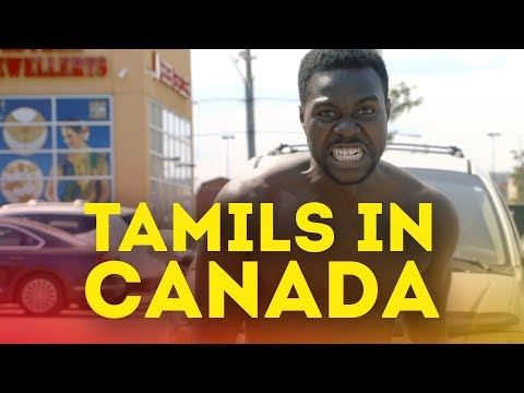 TAMILS IN CANADA [This is America Parody] - Music Video