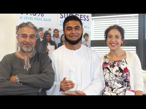 London School of Business and Management and Leyton Sixth Form College Partnership Launch