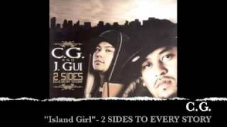 Urban Pacific Music  C G Island Girl