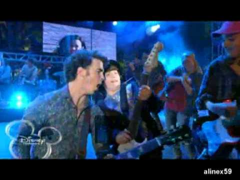 Camp Rock 2 - What We Came Here For  (Official music video)