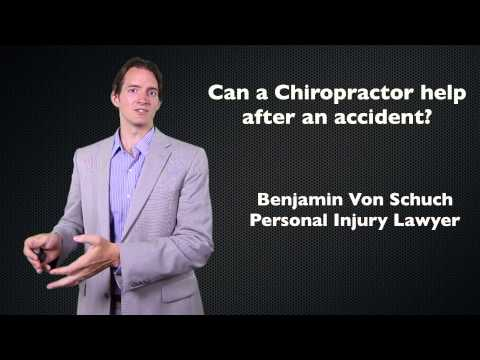 Can a chiropractor help after a car accident? | Atlanta Car Accident Lawyer