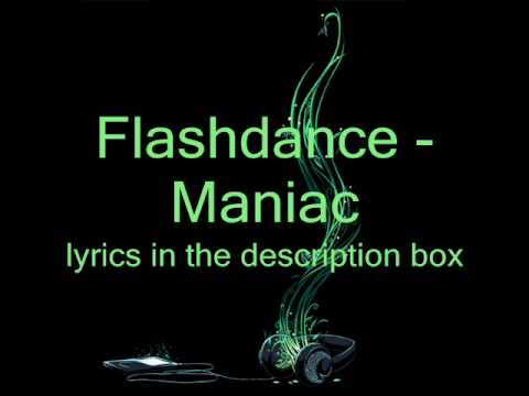 Flashdance Michael Sembello   Maniac