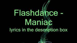 Flashdance/ Michael Sembello -  Maniac
