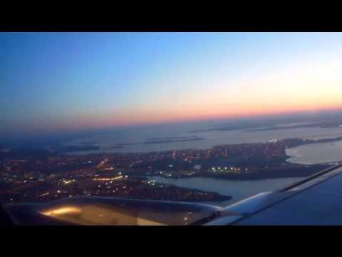 JetBlue departure from LGA