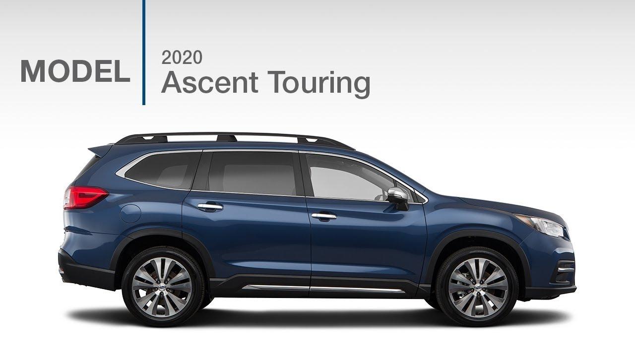 2020 Subaru Ascent Touring Suv Model Review