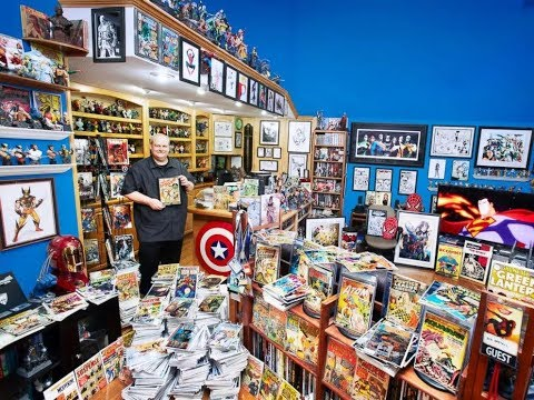 World's Largest Memorabilia Collections