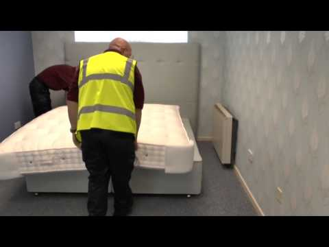 Relyon Beds - Relyon Heritage Luxury Beds Delivery Part 3 of 3