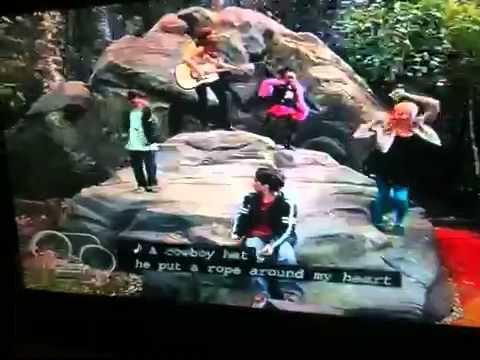 Jessie/Debby Ryan Texas guys lyrics